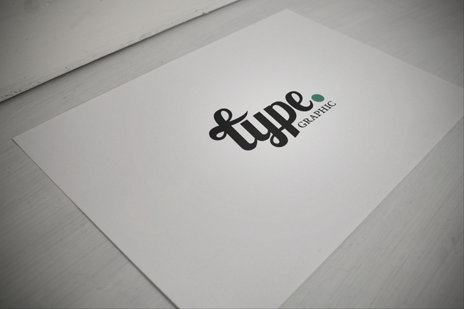 Logo design for personal graphic works